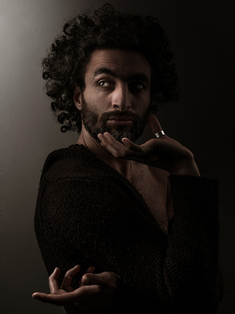 Brahim Rachiki © Ahmed Bahhodh Photographe Bruxelles