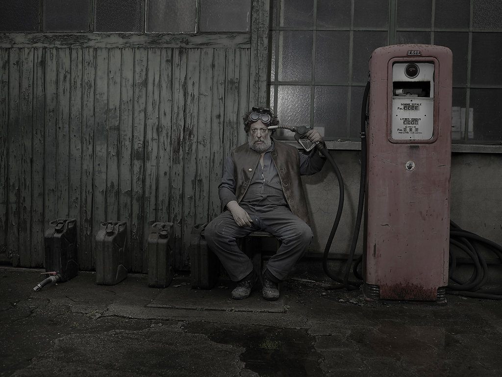 Photographe comédien acteur comédienne Jean Henri Compère © Ahmed Bahhodh Paris