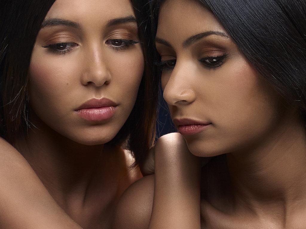 Hasselblad Beauty shot by Ahmed Bahhodh - Makeup by Nabi Madani